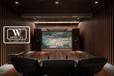 地下室家庭影院装修方案,地下室家庭影院装修效果