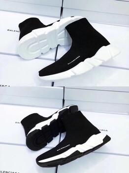 巴黎世家袜子鞋