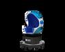 9DVR可旋轉蛋殼座椅