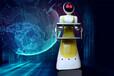 送餐机器人,会对话,点餐,幽默,智能,迎宾,靓丽,agv,机器人餐厅