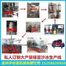 全国通用36L绿豆沙冰机伊佳诺厂家直销台湾元扬绿豆沙冰机