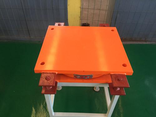 GPZ(II)盆式橡胶支座安装检测