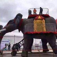 山东大型机械大象道具出租/厂家直销展览镜子迷宫/科技展出租