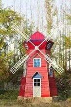 河北艺术冰雕展雕刻现货道具出租,经典荷兰风车模型低价出租