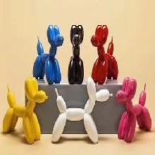 江苏工厂专业生产玻璃钢卡通小狗造型低价租售,供应机械大象出租