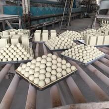 德陽玻璃廠專用陶瓷研磨材料中鋁球批發石英砂磨料中鋁磚廠家價格氧化鋁球批發圖片