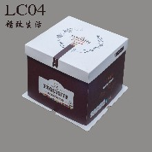 专业定制生产8寸-18寸蛋糕盒