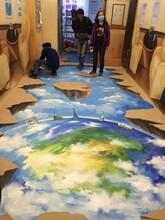 墙绘彩绘手墙画壁画油画装修装饰