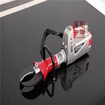 手持式充电钢筋微型电动液压剪断器重庆代理商出售图片