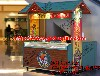 泰州市咖啡售货车,姜堰?#24515;?#33590;售卖车,实木售货亭