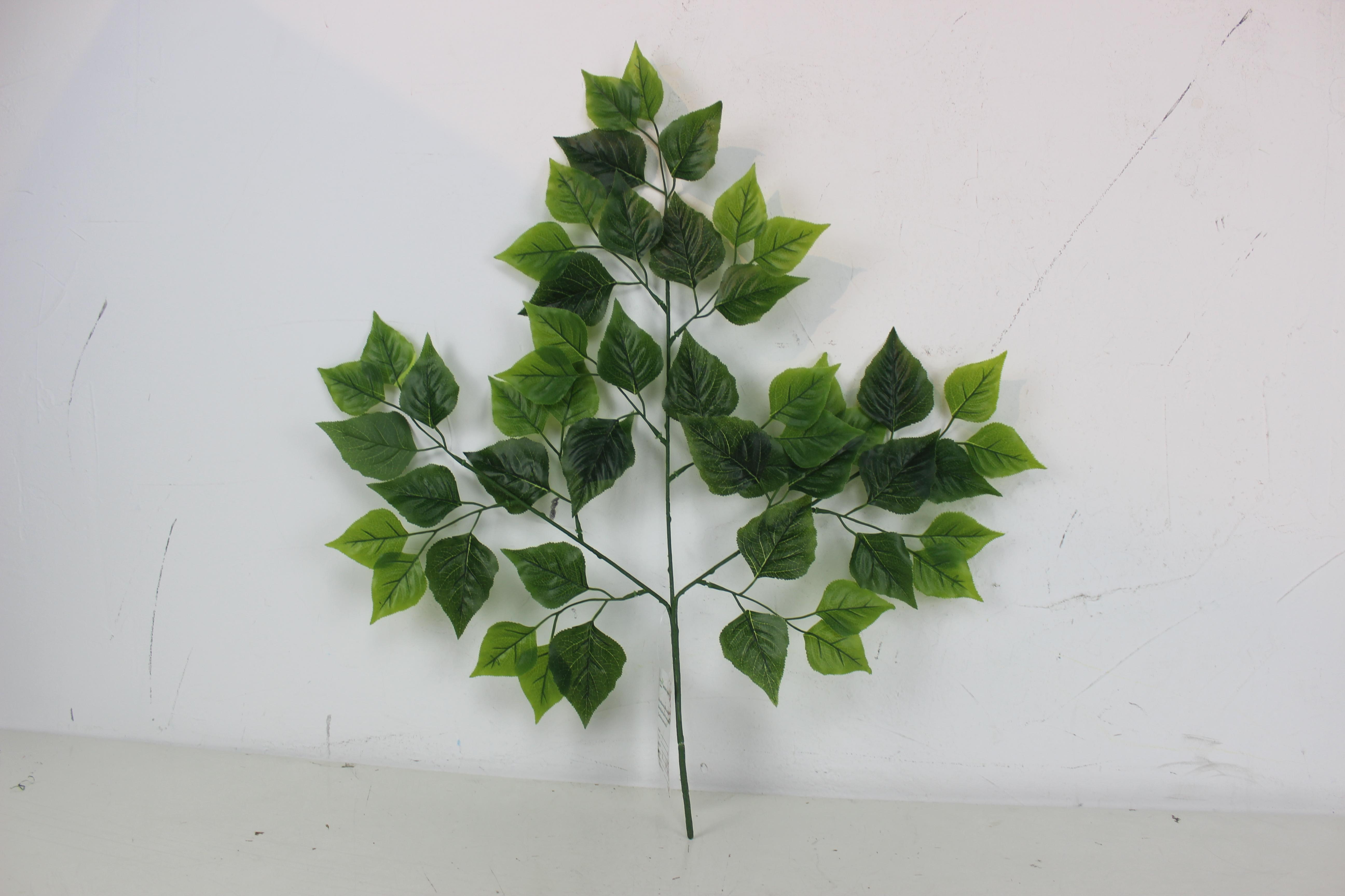 性能:仿真榕树叶叶杆