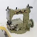 直销花篮编织草帽成型缝纫机星星管花瓶工艺品链式线迹缝纫机