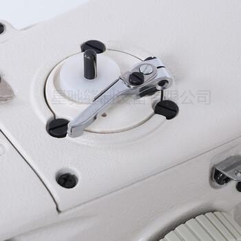 九州彩票快三玩法—厂家直销重机款星驰牌小范围210D电脑花样机包袋工业缝纫机