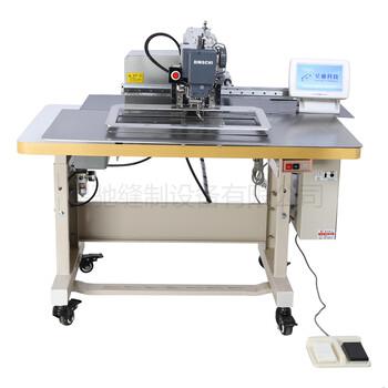 厂家供应星驰牌新款大范围电脑花样机无纺布全自动缝纫机