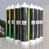 耐高温玻璃胶,电暖设备玻璃胶,耐高温工业用密封胶图片