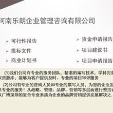邯鄲市做商業計劃書的公司商業計劃書范文圖片