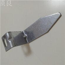 双插一体板扣件Z型一体板扣插件图片