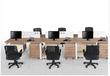 天津职员办公桌、2/4/6人工作位、多组合人电脑屏风隔断