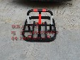 碳素钢手动O形车位锁_碳素钢彩色车位锁_车位锁销售