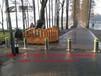 湖北路桩厂家液压升降柱全自动升降路桩路桩价格武汉升降路桩厂家钢精灵路桩