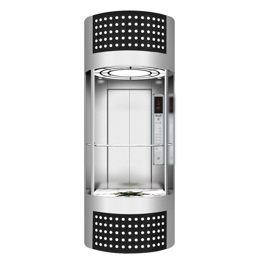 观光电梯钢结构