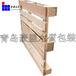 出口产品木托盘欧洲标准检疫消毒食品专用木垫板全新松木制成