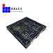 环保型物流托盘黑色塑料材质价格便宜耐用耐磨可定做任意规格