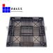 蓝色塑料托盘双面使用载重高使用寿命长尺寸样式均可定制