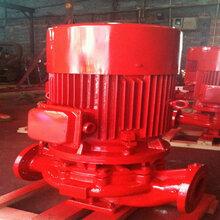 太原xbd消防泵耐磨铸铁立式多级消防泵xbd10.815-8107厂家直销图片