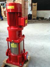 济南xbd消防泵XBD13/14/15-25-100-350消防多级泵
