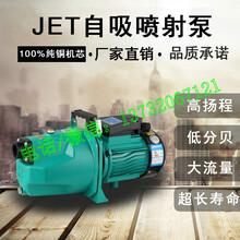 自吸泵,喷射自吸泵,家用喷射泵,家用增压泵,JET喷射自吸泵,射流自吸泵,喷射式自吸泵图片
