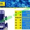 SG单级管道泵