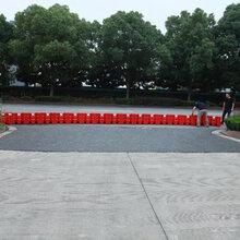 防汛組合防洪板安裝簡單,可以直線可以圓形堵水圖片
