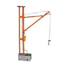 聊城室内便携式吊运机名品折臂式吊料机价格/楼房提升机厂家直供
