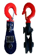 KL-3起重滑车价格/进口专业美规滑车型号/起重工具卖场