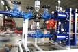 水产养殖专用板式换热器海水恒温钛材板式换热器热交换设备换热机组