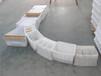 拱形护坡塑料模具-拱形骨架护坡模具-振通模具
