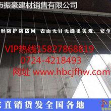 厂家直销临泉县楚居防护网双层骨架图片