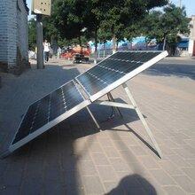 程浩供应武威家用500W太阳能光伏发电设备销售逆变器控制器蓄电池等价格