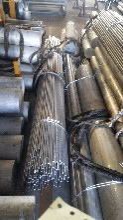 2024硬质铝棒2A12精抽研磨铝棒图片