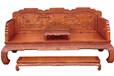 辽宁誉典福红木家具城荷花宝座罗汉床红木家具批发价及图片红木文化红木家具品牌