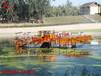 河南水上公园水面保洁船厂家直销