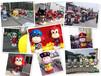 面向全国杭州苏州南京合肥武汉展览美陈道具猴卡通动漫模型租赁厂家直销