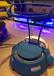 新款震动VR虚拟互动平台单人站立体验设备火爆道具