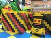 江苏大型儿童积木乐园城堡巨型积木王国室内游乐设备epp积木