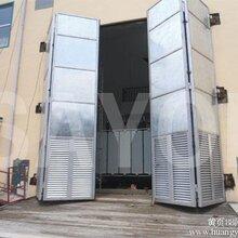 折叠门/电动折叠门/电厂折叠门/铁路电动折叠门/金属电动折叠门/彩钢电动折叠门图片