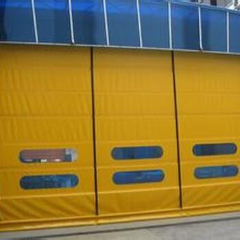 静海县快速卷帘门安装,快速堆积门,快速门厂家