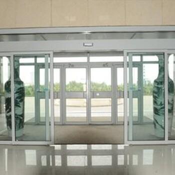 静海县自动玻璃门制作厂家,维修感应门配件更换