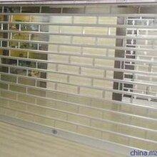宁河区水晶卷帘门-电动配置-标准安装厂家图片
