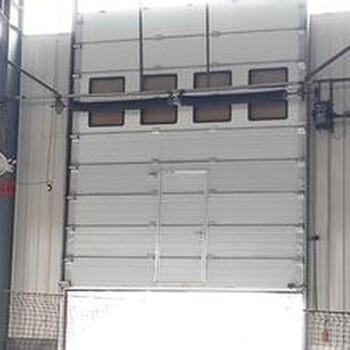 静海县工业门专业生产,天津电动提升门安装厂家